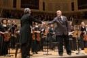 Riccardo Muti e John Malkovich - ph. Todd Rosemberg