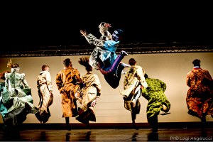 """China - """"The Barber of Seville"""" from Artemis Danza's point of view"""