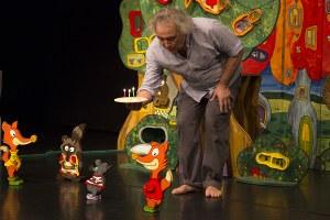 Croatia – La Baracca theatre company at the Puppet Theatre Review Rijeka