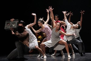 "France – Aterballetto in ""Golden Days"""