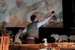 """Portugal - """"Little Asmodeus"""" by Teatro Gioco Vita theatre company"""