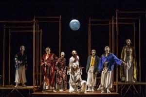 Switzerland - Le Belle Bandiere, Brecht and the masks