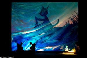 """200 performances for the show  """"Moun"""" by Teatro Gioco Vita"""