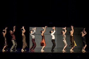 Canada - MM Contemporary Dance Company on tour