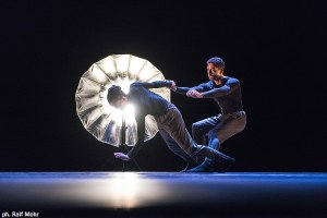 Germany - Special evening dedicated to Philippe Kratz, dancer and choreographer of Aterballetto