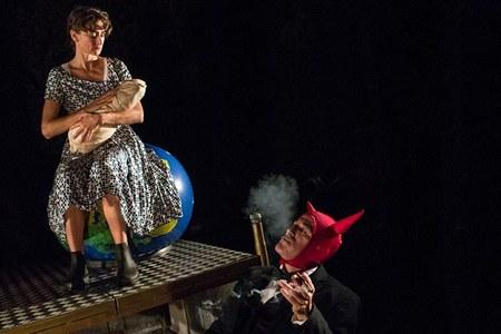 "Germany – ""The Nine Commandments"" by Teatro Due Mondi"