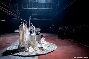 Greece – Castellucci at the Athens & Epidaurus Festival