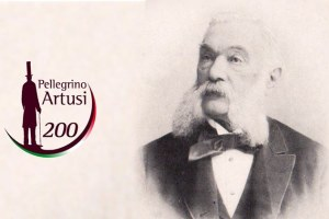 April 1st symbolically opens the year dedicated to the Artusi's bicentenary