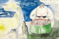 """Croatia – """"Hrana na crtežima Federica Fellinija"""""""