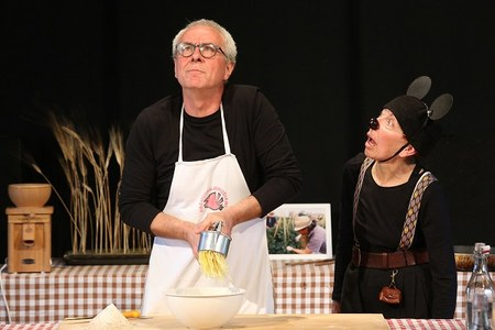 France – A new story told around the table by Teatro delle Ariette