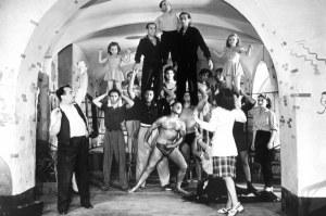 "From Tel Aviv, streaming of ""Luci del Varietà"" by Federico Fellini"