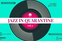"Jazz is online with ""JazzinQuarantine"""