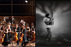 #laculturanonsiferma. Symphonic or rock music?