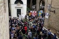 Live stream of the 'Annuale della morte di Dante' with Teatro delle Albe