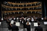 Live streaming of two concerts by Riccardo Muti and Cherubini Orchestra