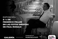 "Peru - ""8½ de Federico Fellini en las fotos inéditas de Paul Ronald"""