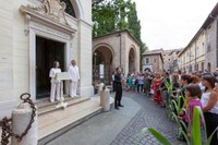 Teatro delle Albe theatre company 'voice' of Dante