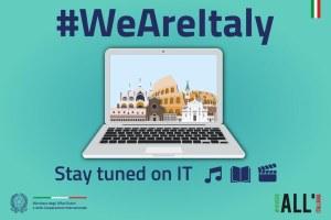 #WeAreItaly and very Emilia-Romagna