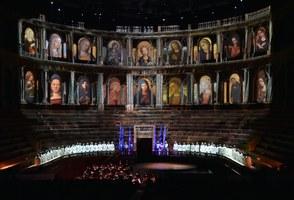 With the Festival Verdi, #laculturanonsiferma