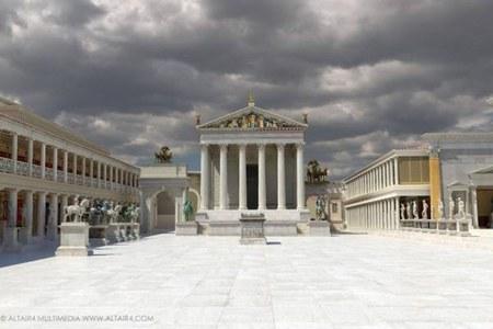 """Archeo3D'Italia"" by Altair4 Multimedia"