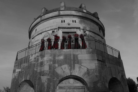 "Artemis Danza and the ""Shadows"" of Dante's Inferno"