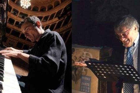 "France – ""Dante inside Bach"" with Paolo Dirani"