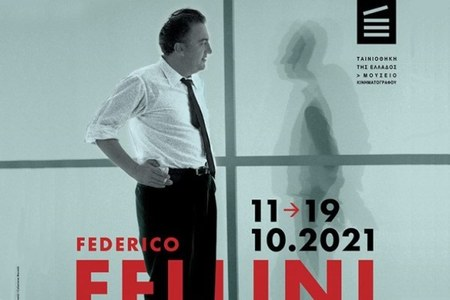 "Greece – ""Fellini Retrospective"" on the centenary of his birth"