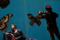"""Histoire du soldat"" live streamed from the Teatro Alighieri di Ravenna"