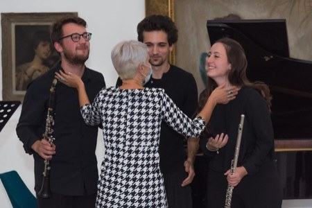 "North Macedonia – Icarus vs Muzak ensemble at the ""Days of Macedonian Music Festival"""