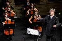 Riccardo Muti and Cherubini Orchestra: streamed tour in Italy