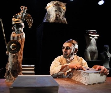 Teatrino Giullare, Menelao