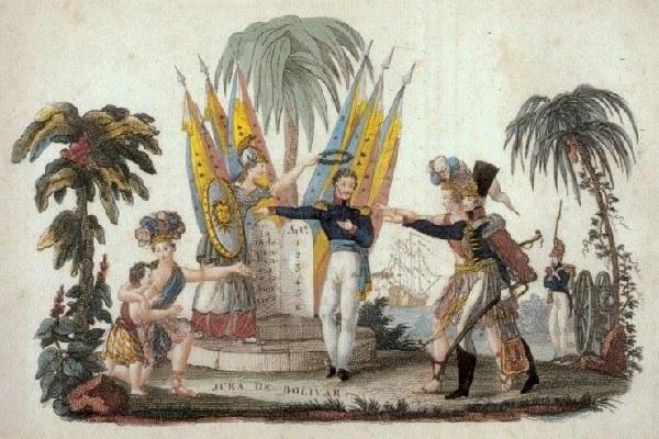 illustrazione Bolívar