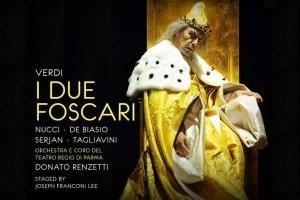 Teatro Regio di Parma, I due Foscari