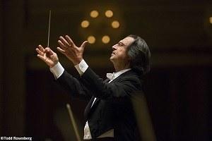 Riccardo Muti , ph. Todd Rosenberg