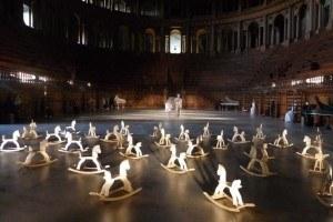 Lenz, Il grande teatro del mondo - ph. Francesco Pititto