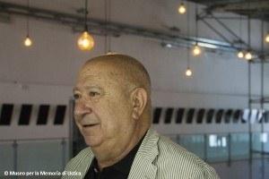 Boltanski visita il Museo - © Museo per la Memoria di Ustica
