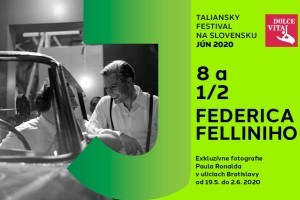 Fellini at Dolce Vitaj