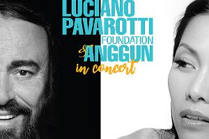 Pavarotti Foundation & Anggun in Concert