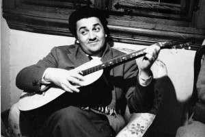 Federico Fellini – courtesy of Fondation Fellini, Sion