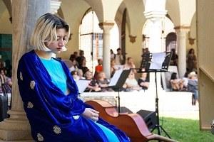 Ravenna Festival, Giovani artisti per Dante