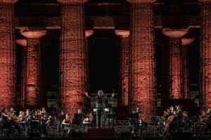 Riccardo Muti, Paestum, 5 luglio 2020 - ©Silvia Lelli