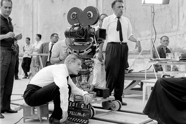 8 ½ di Federico Fellini - ©Paul Ronald-collezione Maraldi