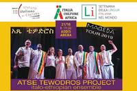 Etiopia - Atse Tewodros Project in concerto