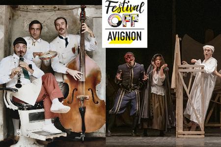 Francia – Teatro Necessario e Fraternal Compagnia al Festival OFF d'Avignon