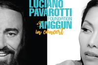 Indonesia - Luciano Pavarotti & Anggun in Concert
