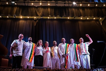 Svizzera - Maqeda Tour 2019 per Atse Tewodros Project