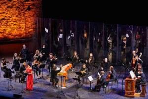Austria - Accademia Bizantina alle Innsbrucker Festwoken der Alten Music