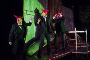 Germania - Lo spettacolo 'diabolico' sul dio denaro di Teatro Due Mondi