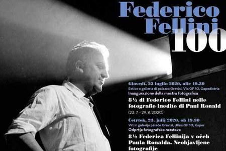 Slovenia – Omaggio a Fellini e a Paul Ronald