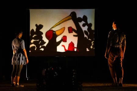 Francia – Teatro Gioco Vita al Festival Mondial des Théâtres de Marionnettes